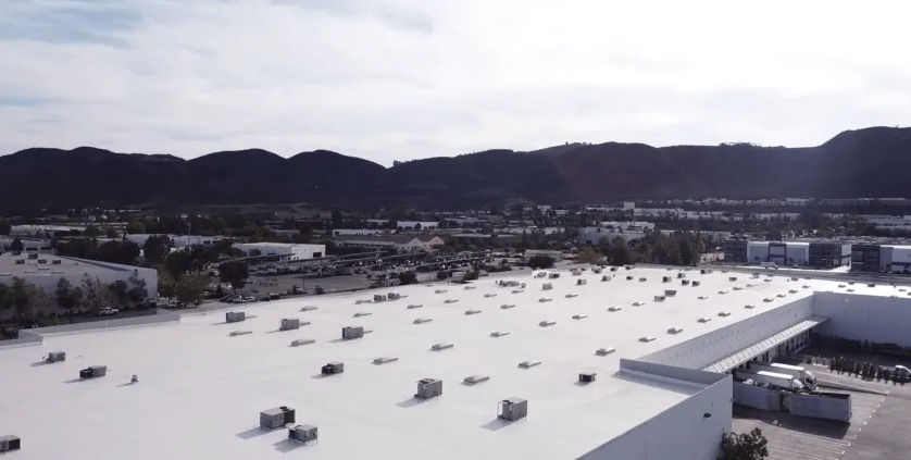 commercial Roof company level 1 roofing