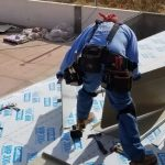 TPO roof system & Standing Seam Metal