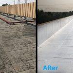 Lakeside Church Folsom Roof Restoration Coating Installation