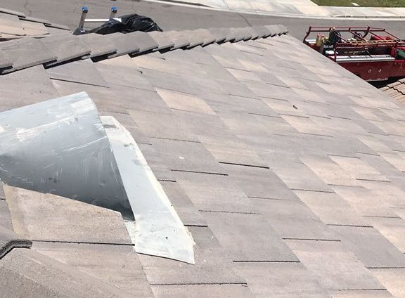 Tile Roof Repair with Synthetic Underlayment in Lake Elsinore CA