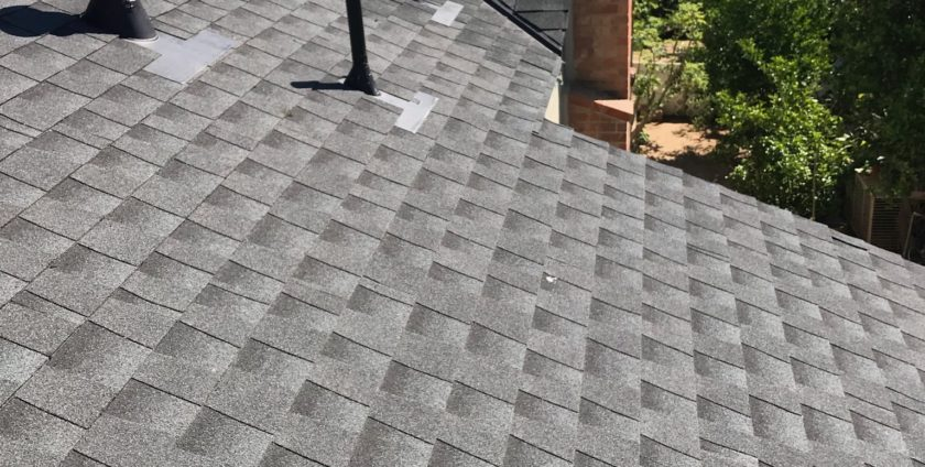 Shingle Roof Replacement on Riverside CA Home