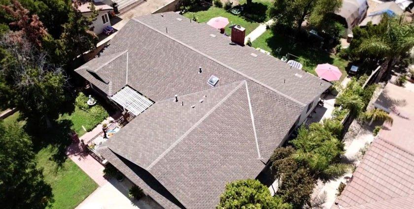 Designer Shingle Roof Replacement in Lake Elsinore, CA