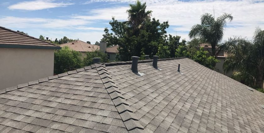 Citrus Heights Roof Replacement – Tiles to Shingles