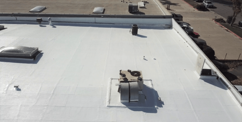 10 Cases for Coating a Commercial Roof