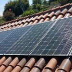 Solar Preparation off Spanish Spur Road in Fallbrook, CA