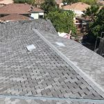 Roof Replacement on a South Los Angeles home