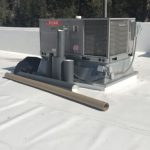 TPO Single Ply Flat Roof System
