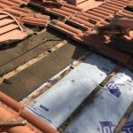 Roof Repair for a Solar System Installation